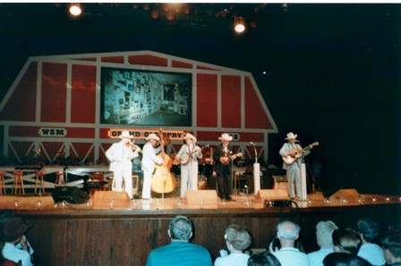 Bill Monroe and Bluegrass Boys